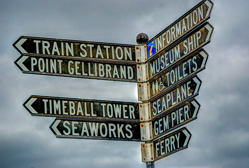 Williamstown Sign