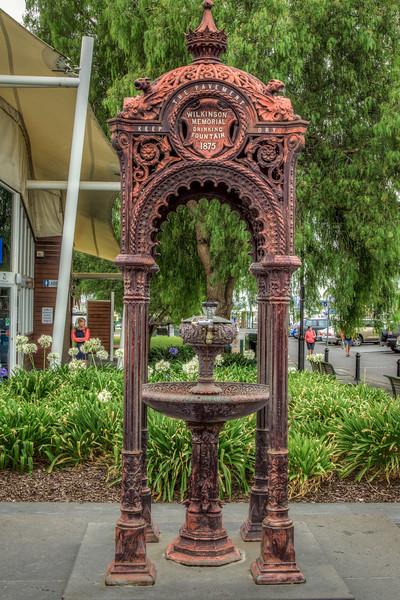 Wikinson Memorial Drinking Fountain - 1875