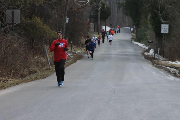 Country Road Run 5M