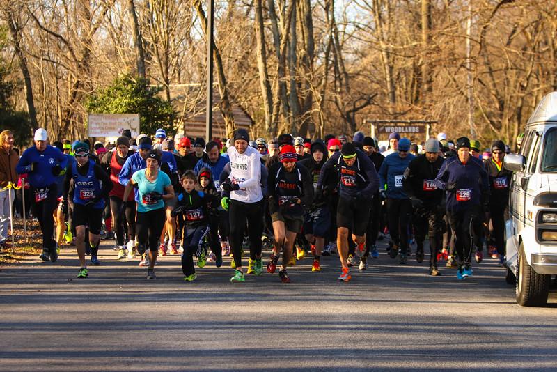 New Year's Day 5K - Photo by Ken Trombatore