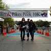 Pikes Peek 10K 2015 - Photo by Catherine Hooks, Rick Sause Photography, LLC.