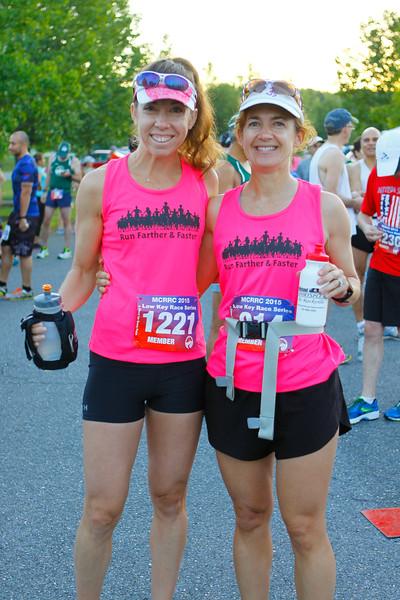 2015 Riley's Rumble Half Marathon - Photo by Dan Reichmann, MCRRC