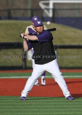 2015 UW Baseball vs. Pepperdine 03-06-2015