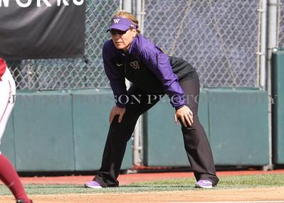 2015 UW Softball vs. Stanford 04-04-2015
