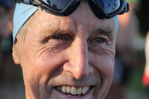 Veterans Triathlon Candids
