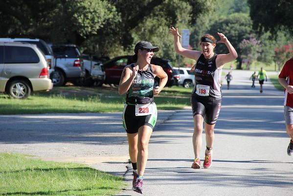 Veterans Triathlon Run