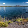 Yellowstone Lake, Yellowstone NP, WY
