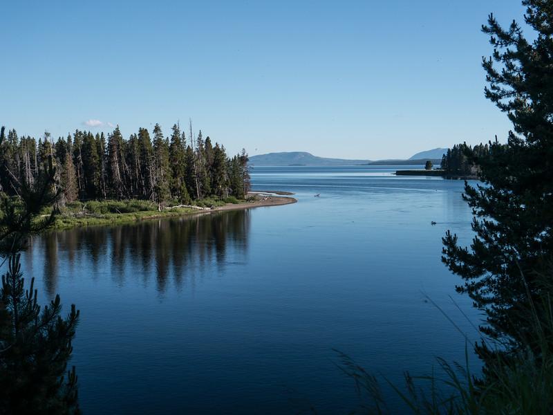 Fishing Bridge, Yellowstone NP, WY
