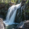 Moose Falls, Crawfish Creek, Yellowstone NP, WY
