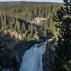 Upper Falls, Yellowstone NP, WY