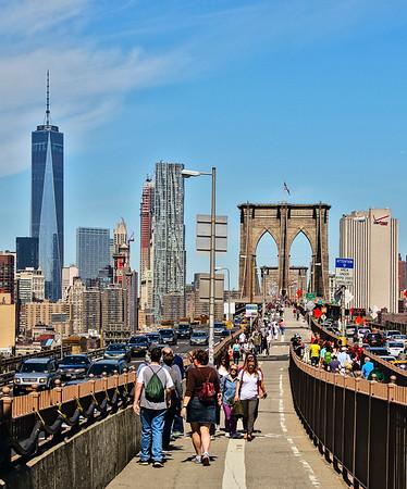 Brooklyn Bridge / 9-11 Memorial