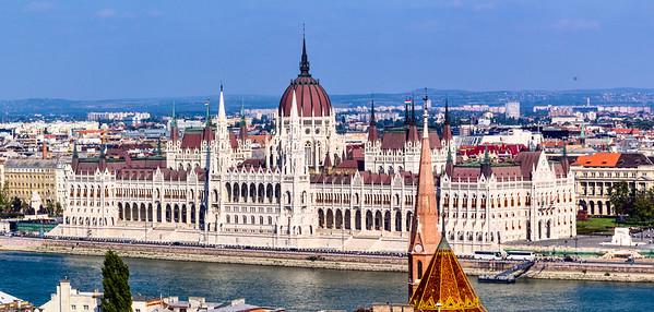 Budapest - Day 1 - Buda