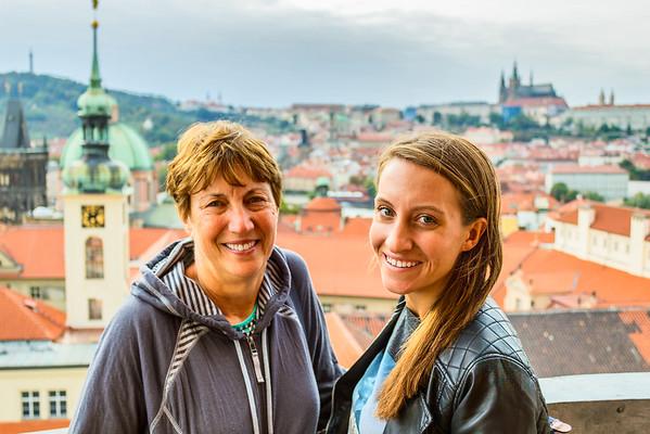 Prague - Day 4 - Slav Epic, Klementinium and Night