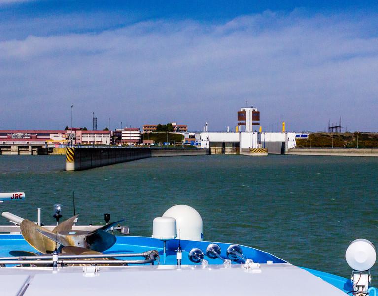 River Cruise Day 1 - Bratislava
