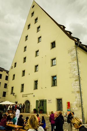 River Cruise Day 5 - Regensburg