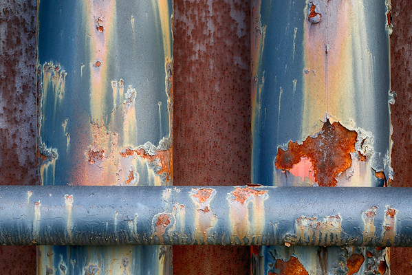 Rust in living color