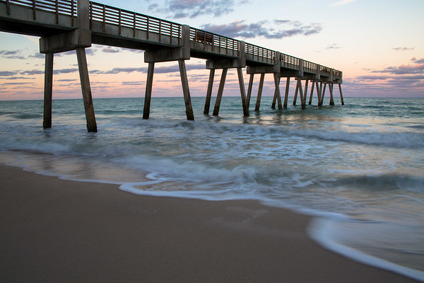 The old pier at Vero Beach