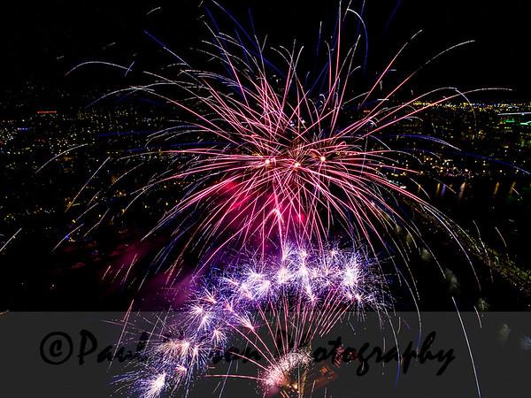 2015 Portland Fireworks