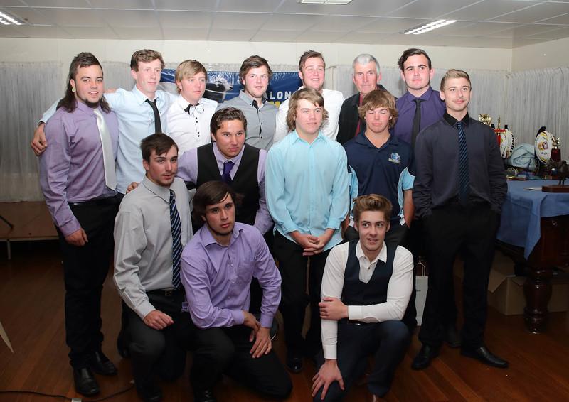 Binalong Youth League Team Woodbridge Cup 2015.