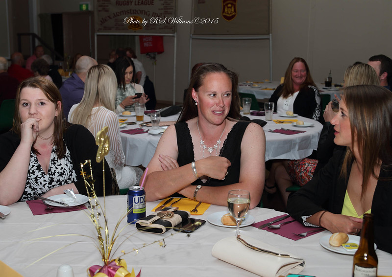 Canowindra Services Club 2015 Presentations, Woodbridge Cup.