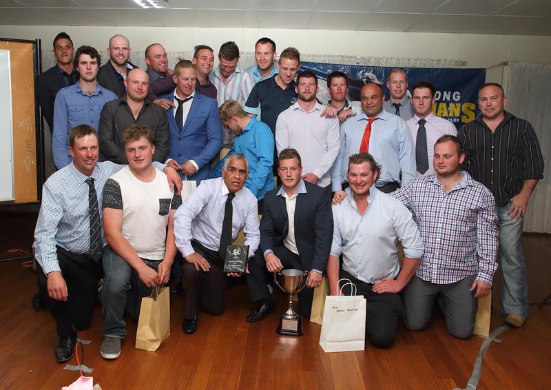The Brahmans 2015, Premiers of Woodbridge Cup.
