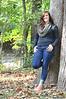 Catie Senior Pictures taken at Tippecanoe Battlefield - October 2013 - Image ID # 1895