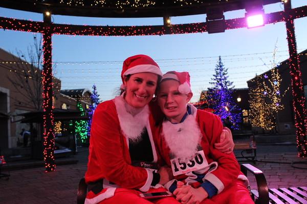 2015 Provo Santa Run