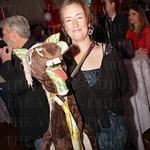 Tara Buckler-Believe and Horse.