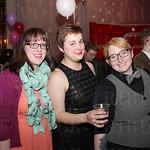 Ruth Houston, Sarah Davis and Amanda Townsell.