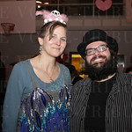 Amy Beery and Justin Davis.