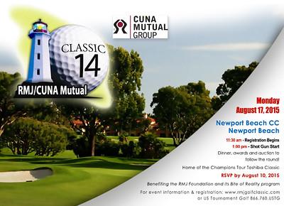 2015 RMJ/CUNA Mutual Golf Classic