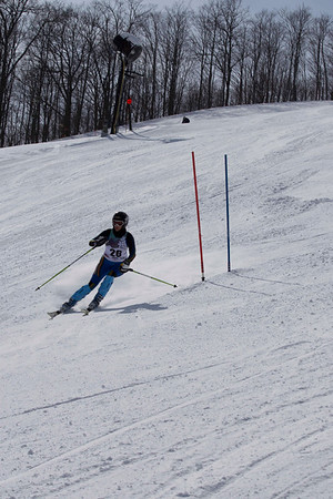 Race 10 Friday Slalom Course 3 & 2