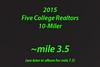 2015 Five College Realtors 10-Miler