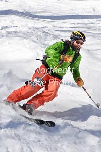 Thunderbolt Ski Race