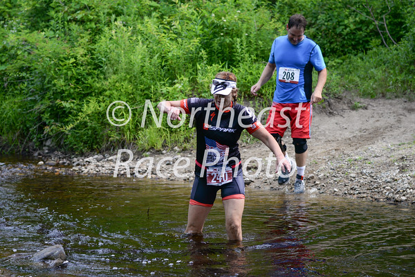 2015  XTERRA French River Sprint Triathlon / Duathlon