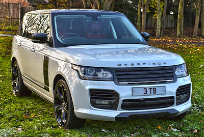 2015 Range Rover Overfinch Supercharged