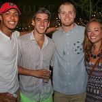 Earl Daniels, Carlos Almeida, James Morgan and Sara H.