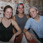 Scottie Elbis, Nic Christiansen and Shelby Nash.