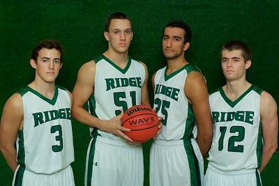 2015 Ridge Boys Hoops