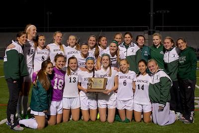 2015 Ridge Girls Soccer