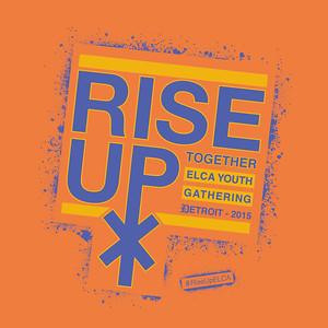 """2015 """"Rise Up Together"""" Detroit, MI"""