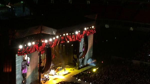 2015 Rolling Stones LP Field