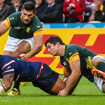 RWC: South Africa vs USA