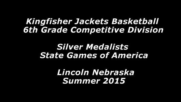 STATE GAMES OF AMERICA VIDEO HIGHLIGHTS