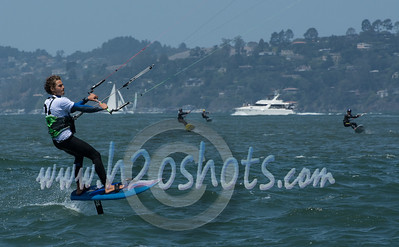2015 Kite Foil Gold Cup Day 3