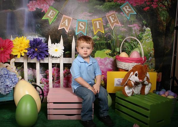 Rees Family Easter 2017
