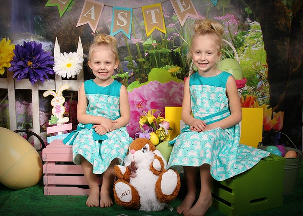 Victoria Berry Easter 2017