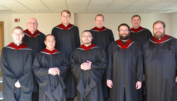 2015 Seminary Commencement
