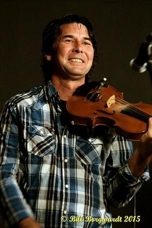 September 15, 2015 - Billy MacInnis at Stanley Bridge Hall, PEI