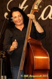 Carla Rugg CD release 120